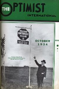 1930's Optimist Club